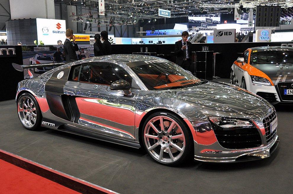 красивых автомобилей мира